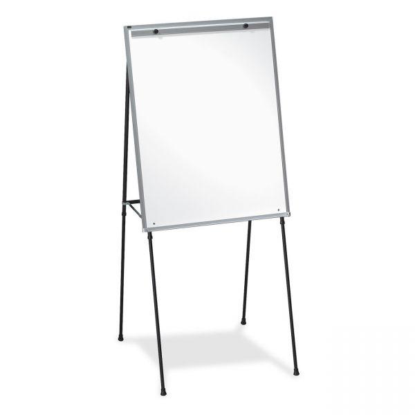 Lorell Dry-erase White Board Easel