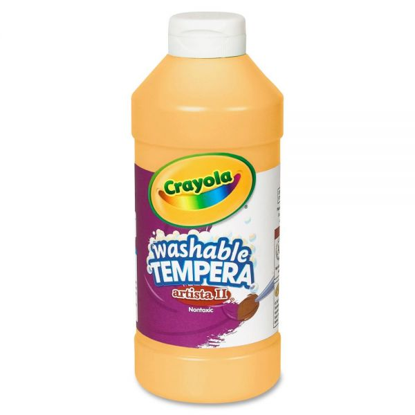 Crayola Artista II Washable Tempera Paints