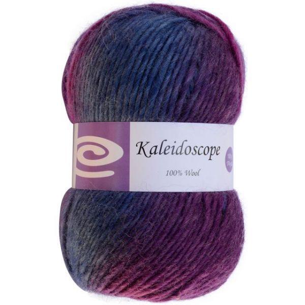 Elegant Kaleidoscope Yarn - Dragonfruit