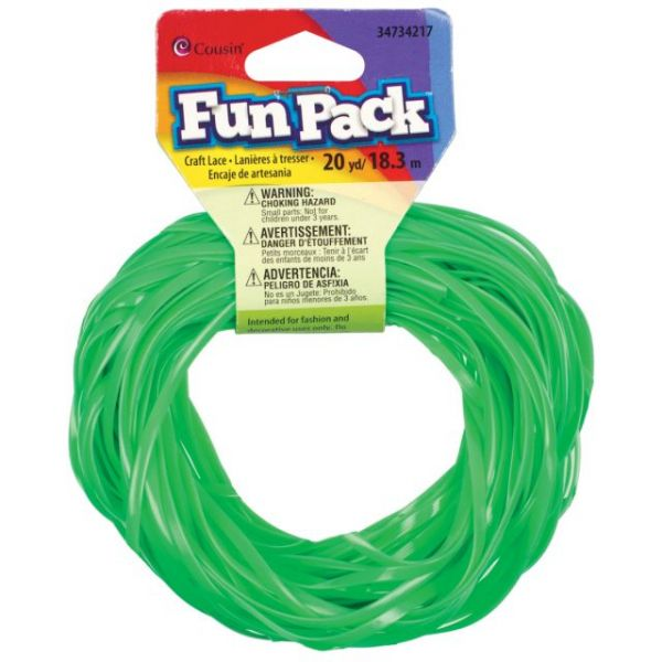 Cousin Fun Pack Craft Lace