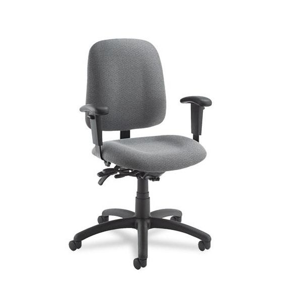 Global Goal Series Low Back Multi-Tilter Chair