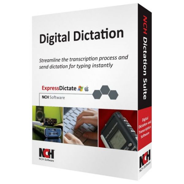 NCH Software Dictation Suite