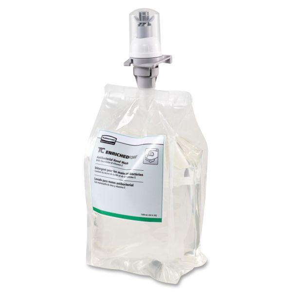 Rubbermaid Flex Antibacterial Enriched-Foam Hand Soap Refills