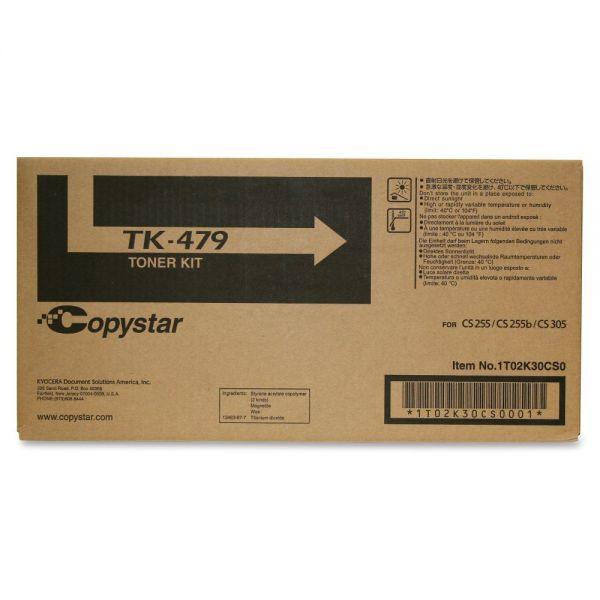 Kyocera TK479 Black Toner Cartridge