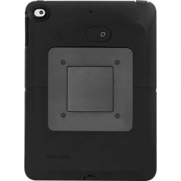 Kensington SecureBack Rugged Enclosure for iPad Air/iPad Air 2 - Black
