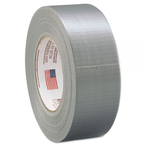 "Nashua Tape Products 394-2-SIL Premium, Duct Tape, 2"" x 60yds, Silver"