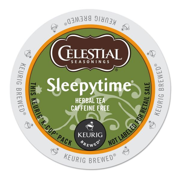 Celestial Seasonings Assorted Tea K-Cups