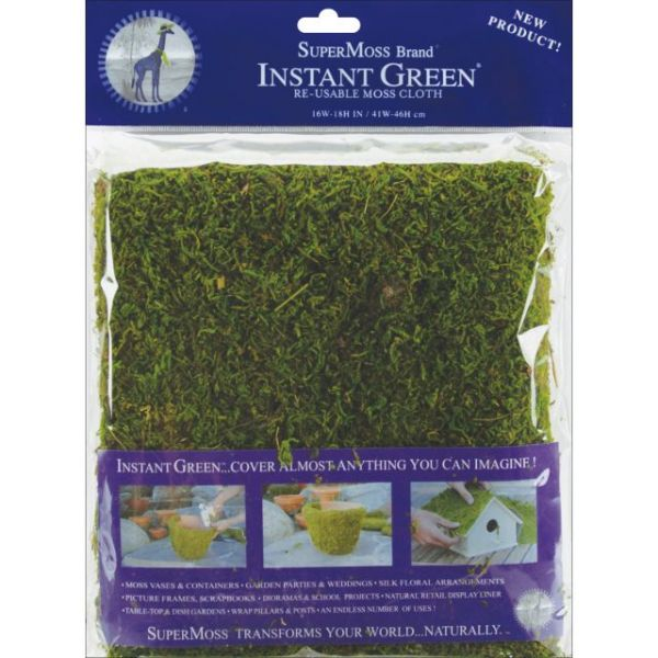 Reusable Moss Mat