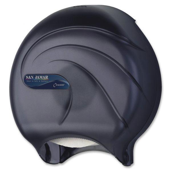 San Jamar Oceans Toilet Tissue Dispenser