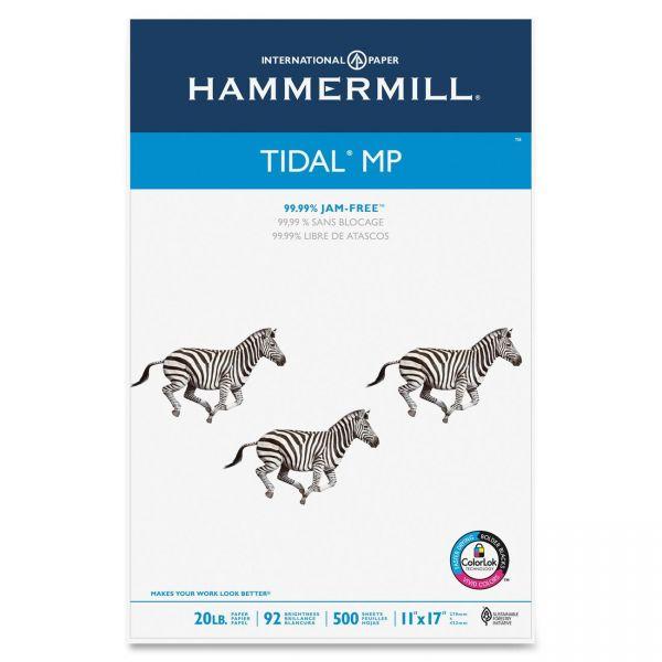 "Hammermill Tidal MP White 11"" x 17"" Copy Paper"