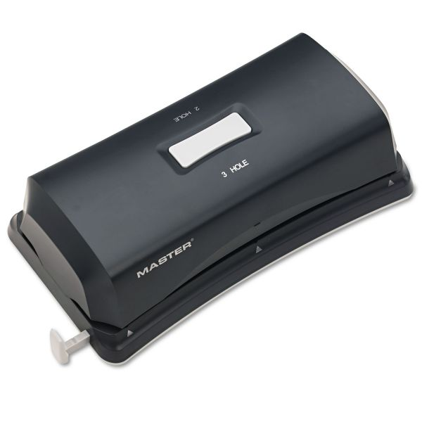 Master Electric Duo Two/Three-Hole Punch