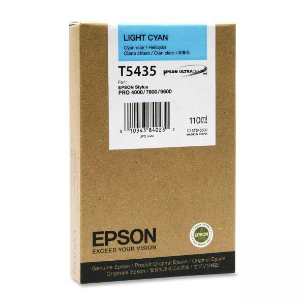 Epson T5435 Light Cyan Ink Cartridge
