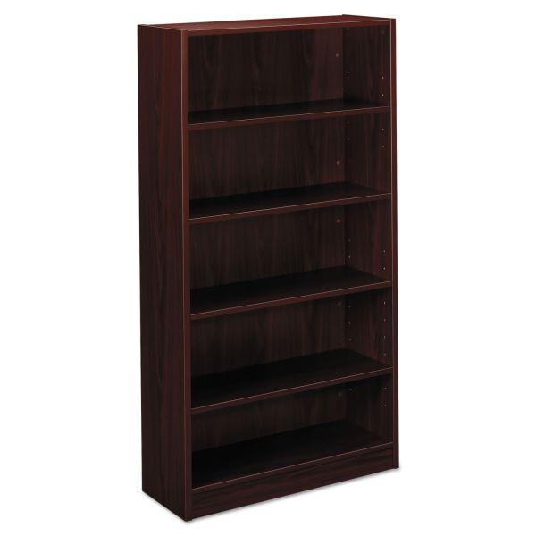 basyx by HON 5-Shelf Bookcase