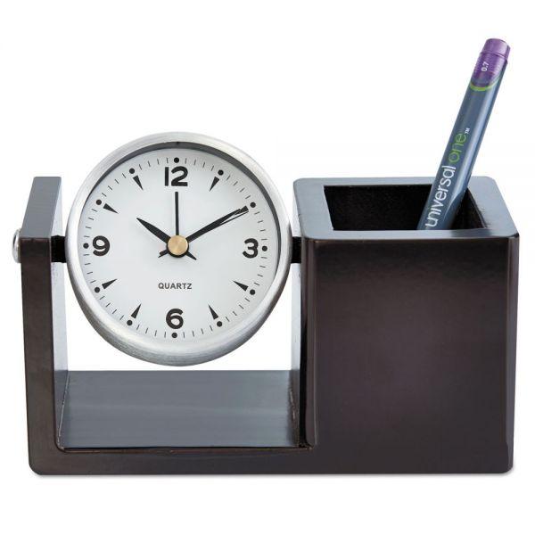 Universal One Executive Desk Clock