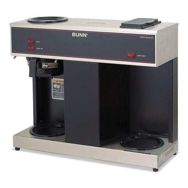 BUNN Pour-O-Matic 3-Burner Coffee Brewer