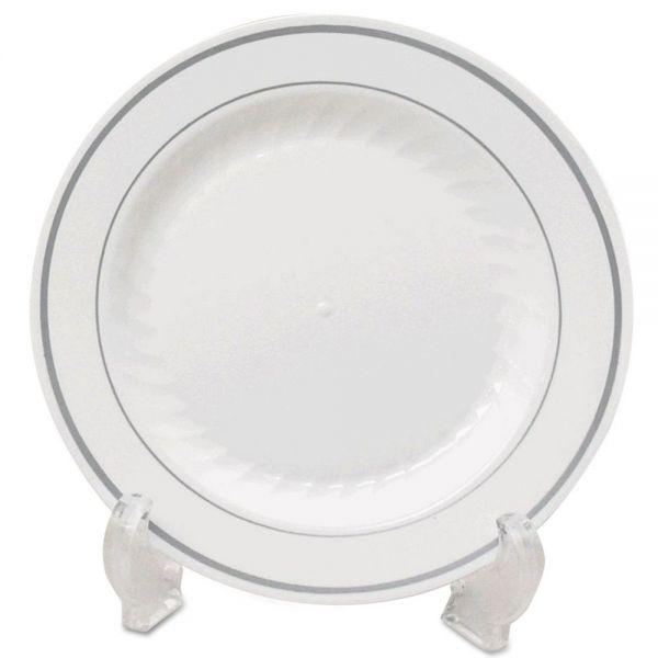 "WNA Masterpiece 7.5"" Plastic Plates"