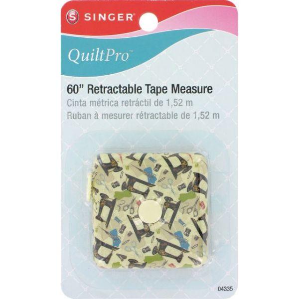 QuiltPro Retractable Tape Measure