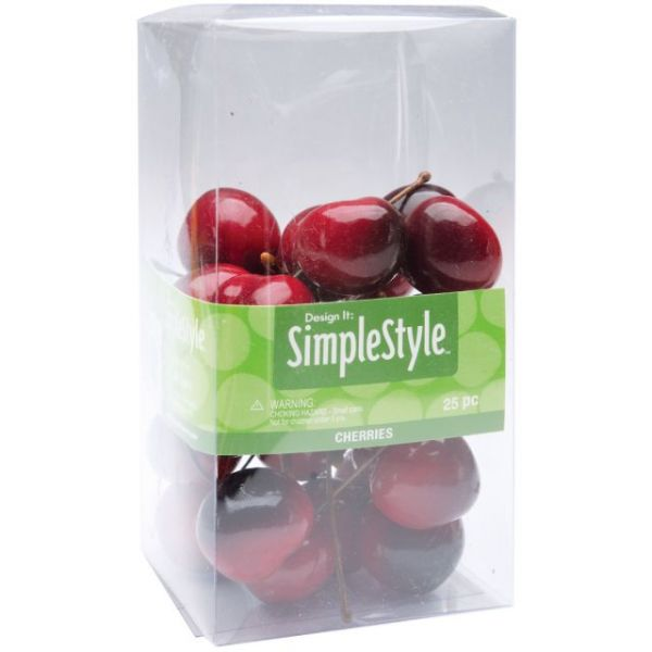 Design It Simple Decorative Fruit 25/Pkg
