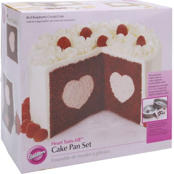 Tasty-Fill Cake Pan Set