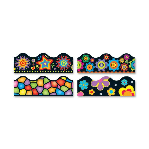 Trend Brights On Black Terrific Trimmers Variety Pack