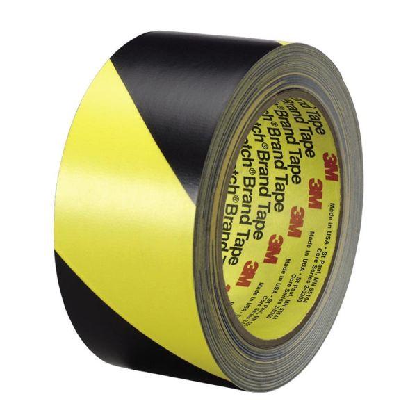 3M Scotch Diagonal Stripe Safety Tape