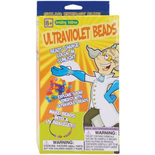 Amazing Science Ultraviolet Bead Kit