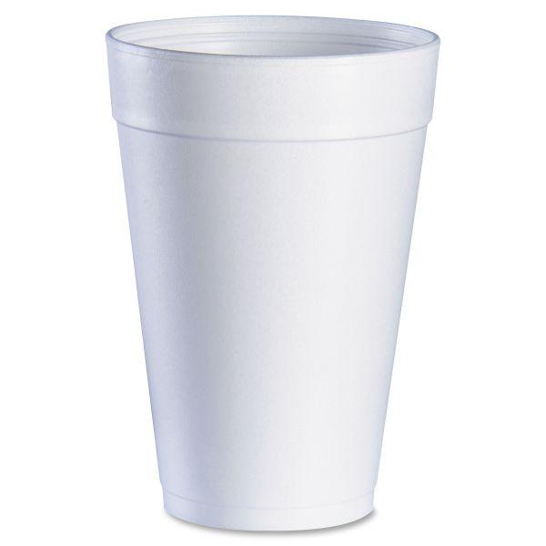 Dart 32 oz Foam Cups