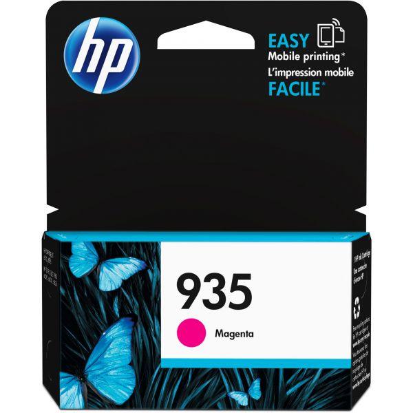 HP 935 Magenta Ink Cartridge (C2P21AN)