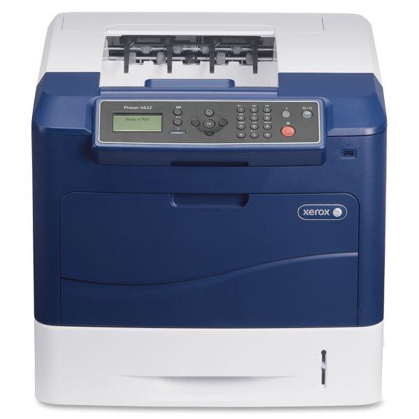 Xerox Phaser 4622DN Laser Printer - Monochrome - 1200 x 1200 dpi Print - Plain Paper Print - Desktop