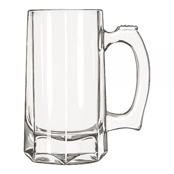 Libbey 12 oz Glass Steins