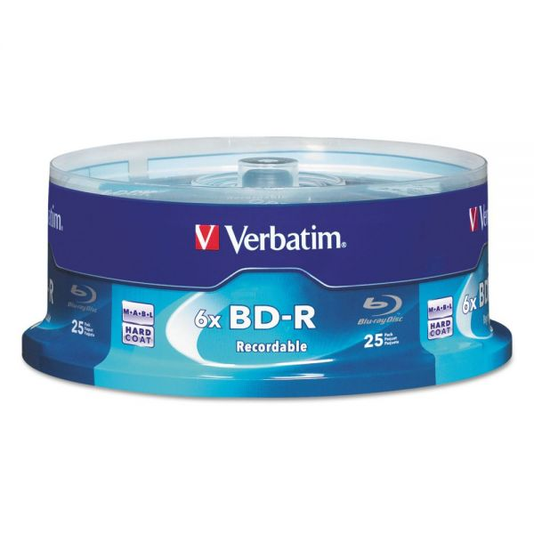 Verbatim Blu-Ray Recordable Media