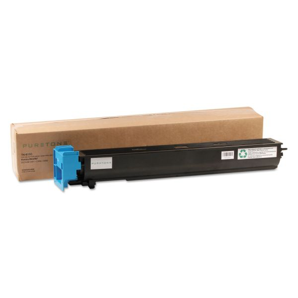 Densi Remanufactured Konica Minolta TN 611 Toner Cartridge