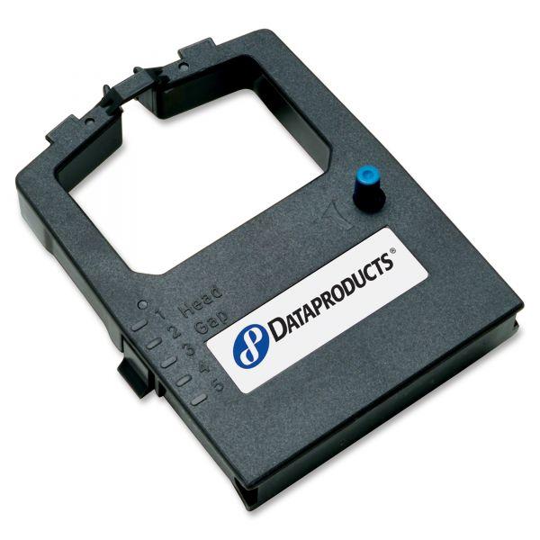 Dataproducts R6010 Printer Ribbon, Nylon, Black
