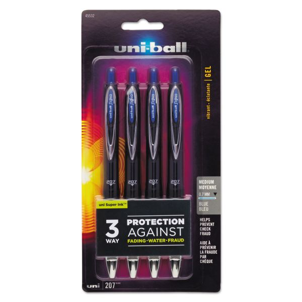 Uni-Ball Signo Gel Retractable Gel Pens