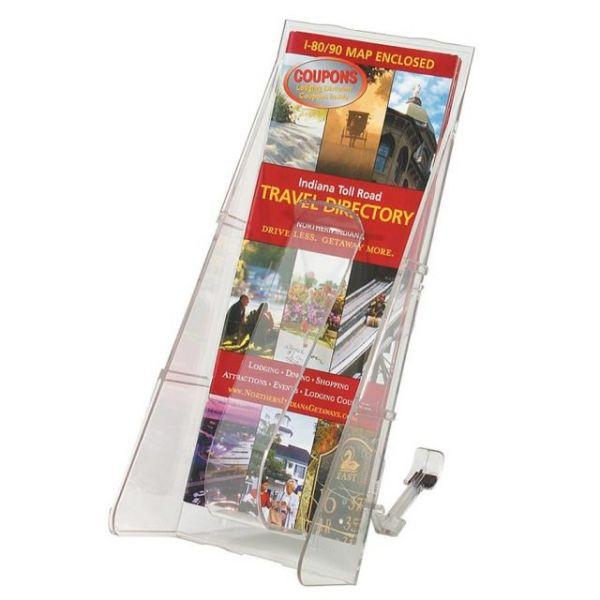 deflecto Stand-Tall Countertop Unit