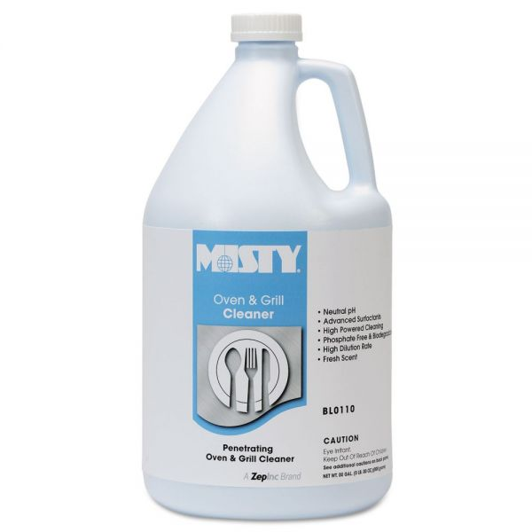 Misty Heavy-Duty Oven and Grill Cleaner