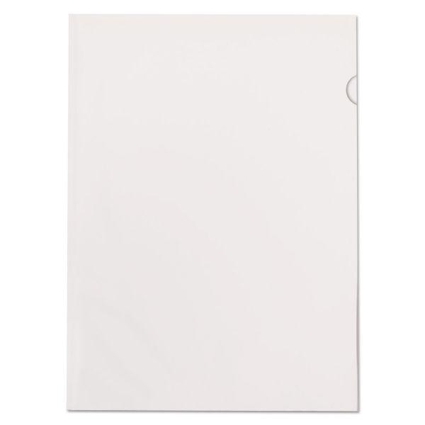 Pendaflex Color Jacs Transparent File Jackets