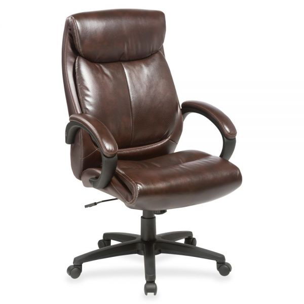 Lorell Executive Leather Office Chair