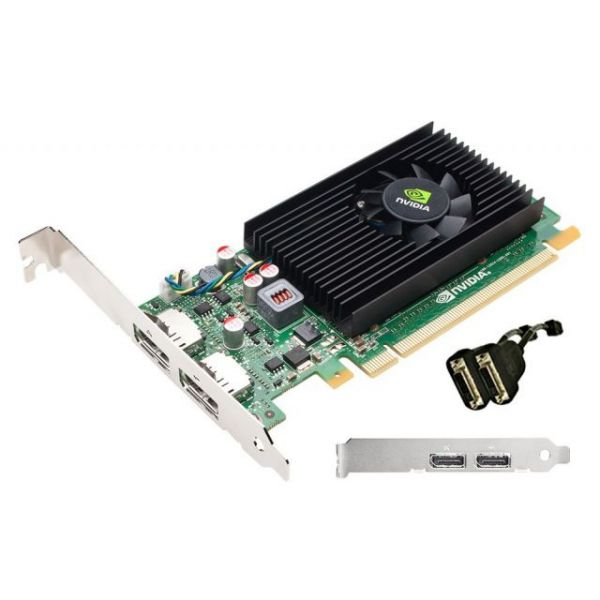 PNY VCNVS310DVI-PB Quadro NVS 310 Graphic Card - 512 MB DDR3 SDRAM - PCI Express 2.0 x16 - Full-length/Low-profile