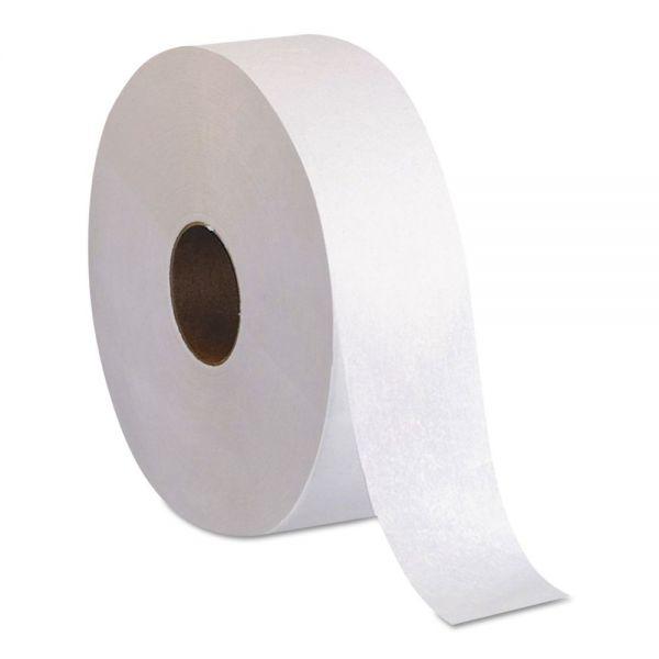 "Georgia Pacific Professional Acclaim Jumbo Sr. Bathroom Tissue, 1-Ply, White, 3 1/2""x4000ft, 3.3"" Core, 6/CT"
