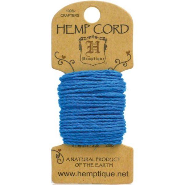 Hemp Cord 20lb 20'