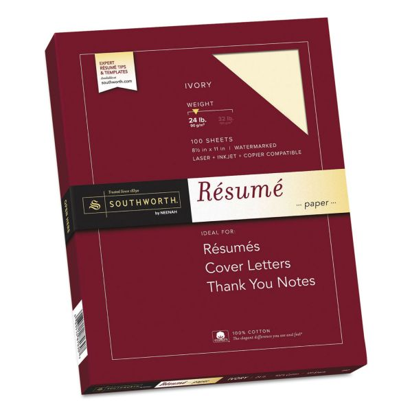 Southworth Fine Resume Paper