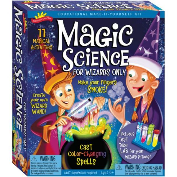 Scientific Explorers Magic Science Kit