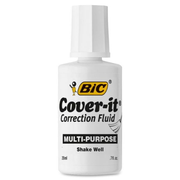 Wite-Out Multipurpose Correction Fluid