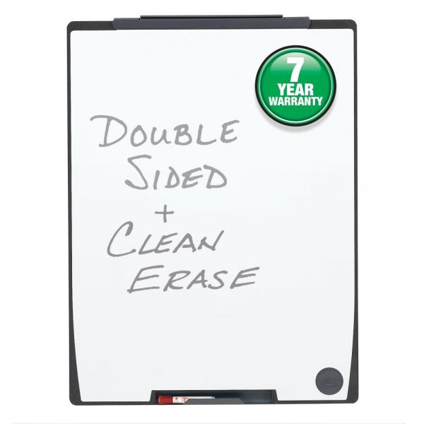 "Quartet 30"" x 40"" Motion Total Erase Dry Erase Whiteboard"