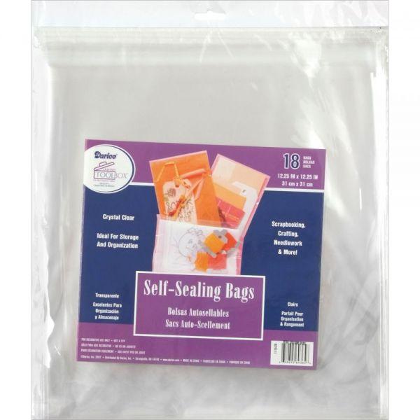 Darice Self-Sealing Bags