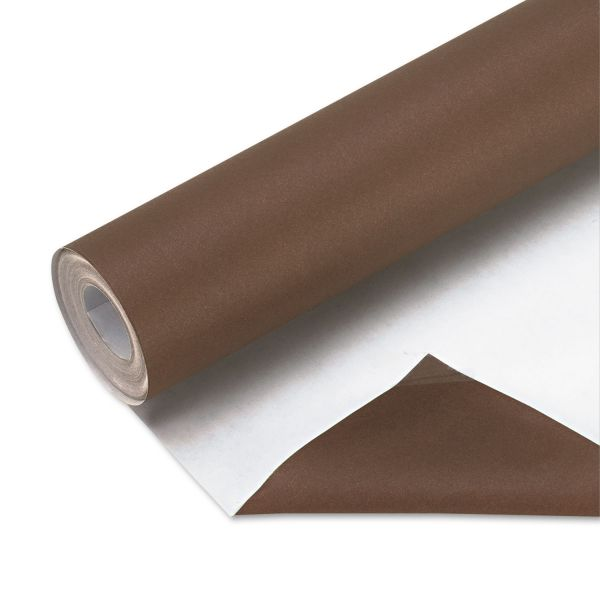 """Pacon Fadeless Paper Roll, 48"""" x 50 ft., Brown"""