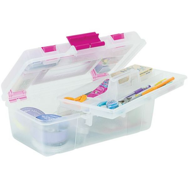 Creative Options Craft Tool Box Organizer