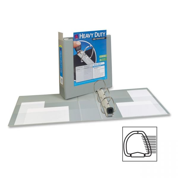 "Avery Heavy-Duty One Touch 3"" 3-Ring View Binder"