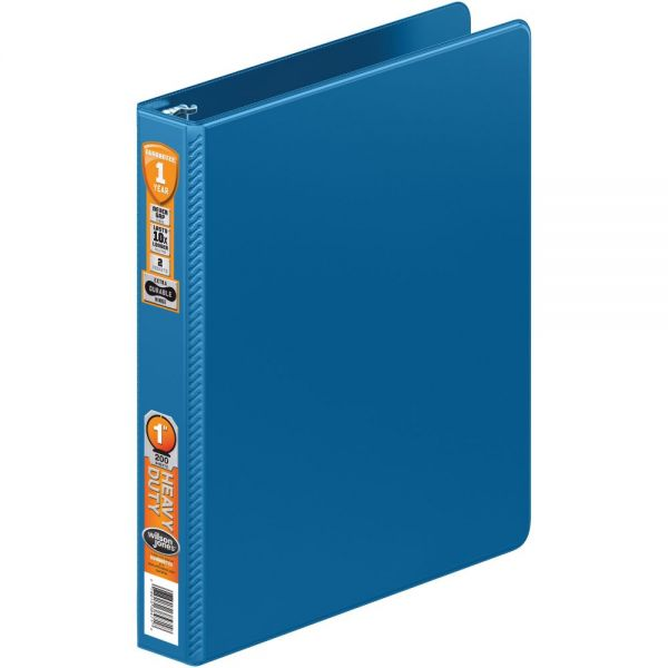 "Wilson Jones Heavy Duty 1"" 3-Ring Binder"
